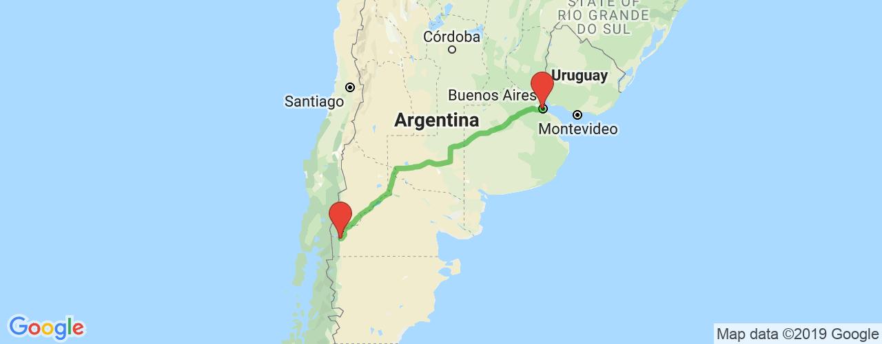 Comprar pasajes saliendo de Bariloche a Buenos Aires. Pasajes baratos a Buenos Aires en bus precio y horario desde Bariloche.