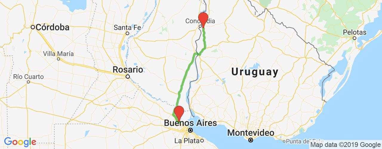 Comprar pasajes saliendo de Belén de Escobar a Daymán. Pasajes baratos a Daymán, Uruguay en bus precio y horario desde Belén de Escobar.