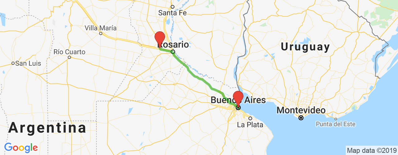 Comprar pasajes saliendo de Buenos Aires a Carcarañá. Pasajes baratos a Carcarañá en bus precio y horario desde Buenos Aires.