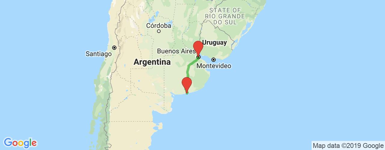 Comprar pasajes saliendo de Buenos Aires a Claromecó. Pasajes baratos a Claromecó en bus precio y horario desde Buenos Aires.