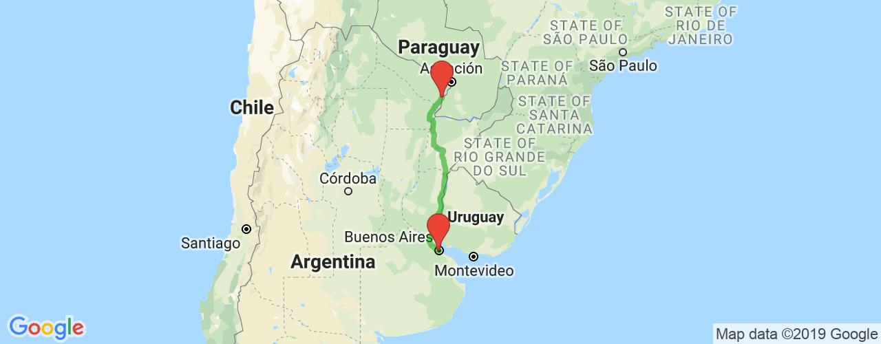 Comprar pasajes saliendo de Buenos Aires a Formosa. Pasajes baratos a Formosa en bus precio y horario desde Buenos Aires.