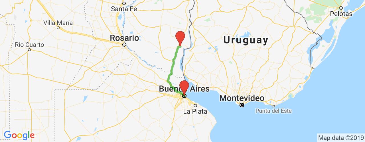 Comprar pasajes saliendo de Buenos Aires a Gualeguaychú. Pasajes baratos a Gualeguaychú en bus precio y horario desde Buenos Aires.