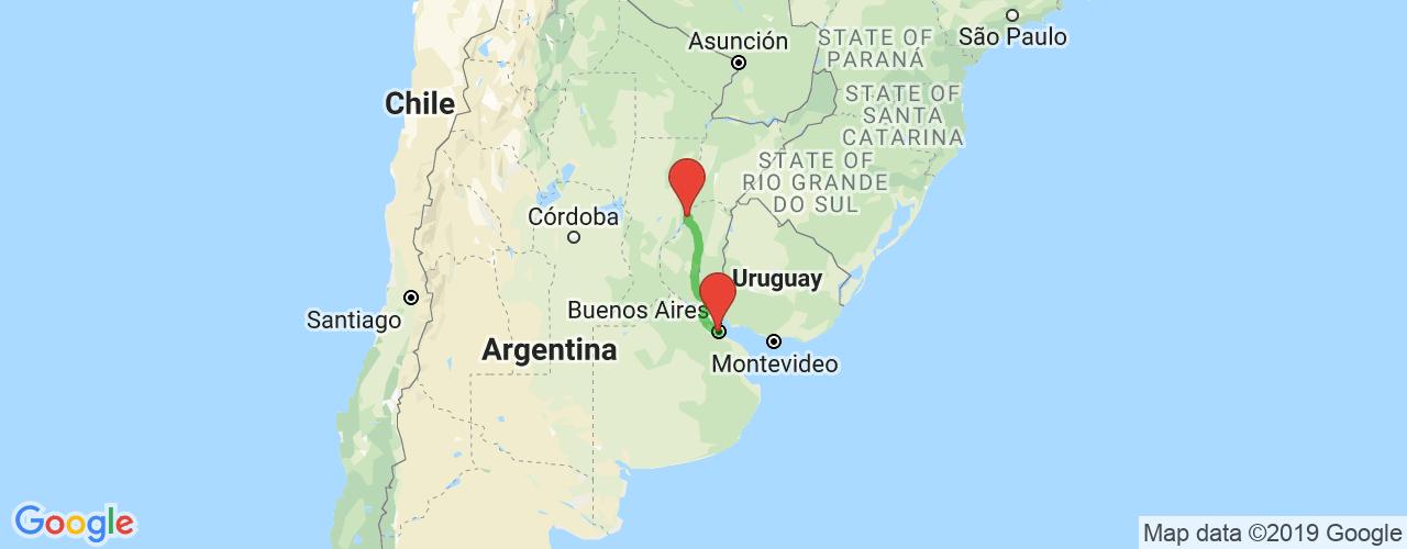 Comprar pasajes saliendo de Buenos Aires a La Paz. Pasajes baratos a La Paz, Entre Ríos en bus precio y horario desde Buenos Aires.