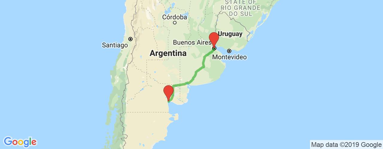 Comprar pasajes saliendo de Buenos Aires a Las Grutas. Pasajes baratos a Las Grutas en bus precio y horario desde Buenos Aires.