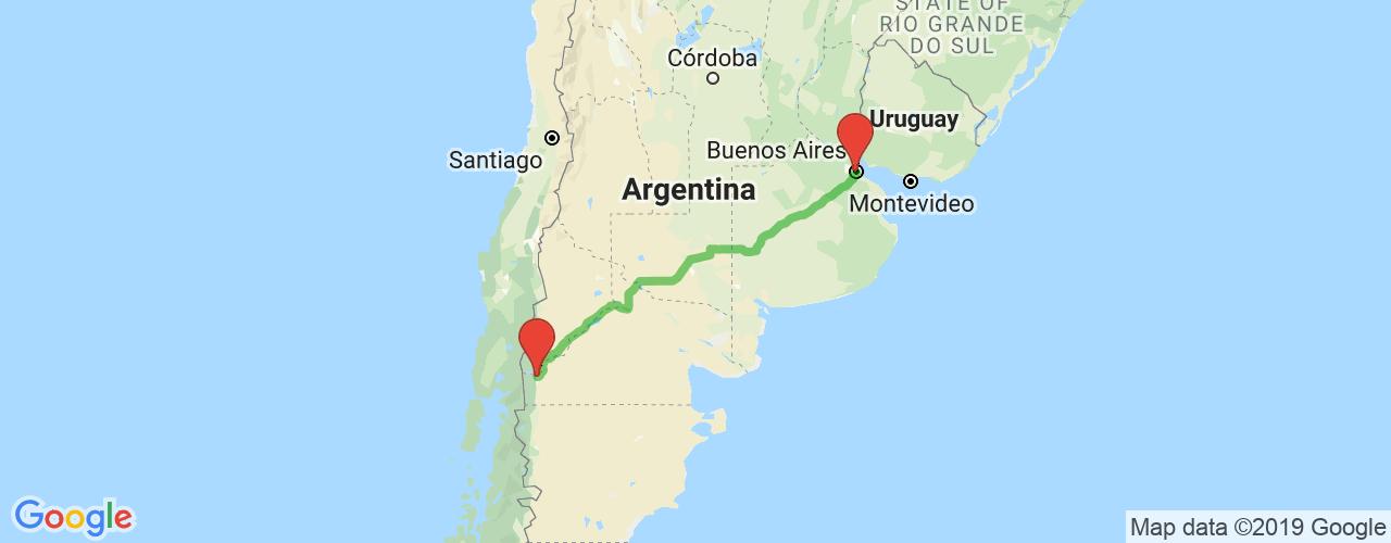 Comprar pasajes saliendo de Buenos Aires, Retiro a Bariloche. Pasajes baratos a Bariloche en bus precio y horario desde Buenos Aires.