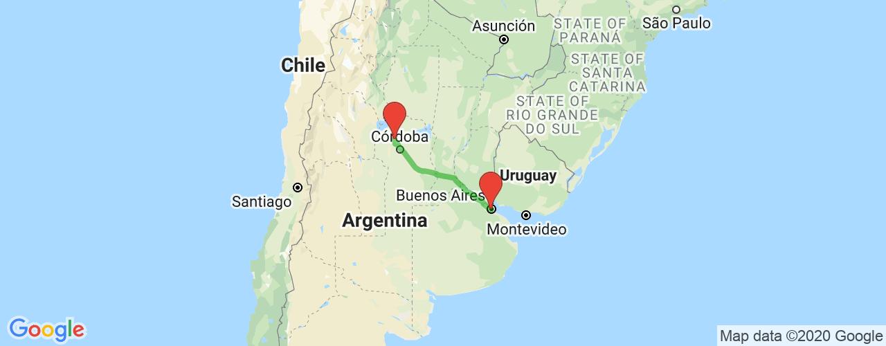 Comprar pasajes saliendo de Buenos Aires, Retiro a Capilla del Monte. Pasajes baratos a Capilla del Monte en bus precio y horario desde Buenos Aires, Retiro.