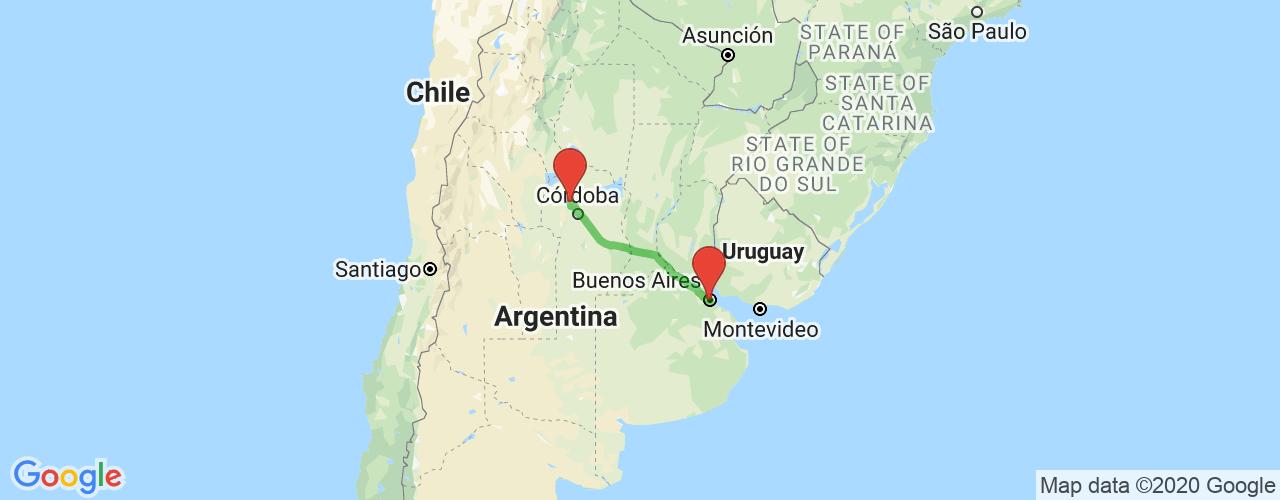 Comprar pasajes saliendo de Buenos Aires, Retiro a La Cumbre. Pasajes baratos a La Cumbre en bus precio y horario desde Buenos Aires, Retiro.