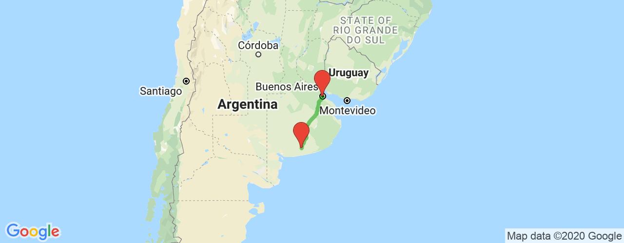 Comprar pasajes saliendo de Buenos Aires, Retiro a Tres Arroyos. Pasajes baratos a Tres Arroyos en bus precio y horario desde Buenos Aires, Retiro.