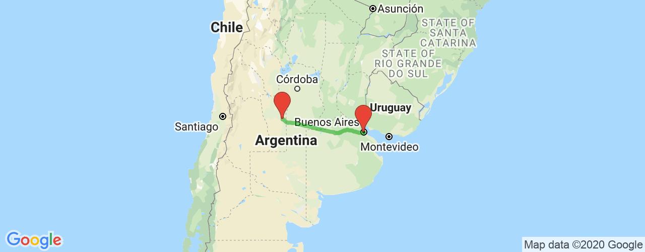 Comprar pasajes saliendo de Buenos Aires, Retiro a Villa Mercedes. Pasajes baratos a Villa Mercedes en bus precio y horario desde Buenos Aires, Retiro.