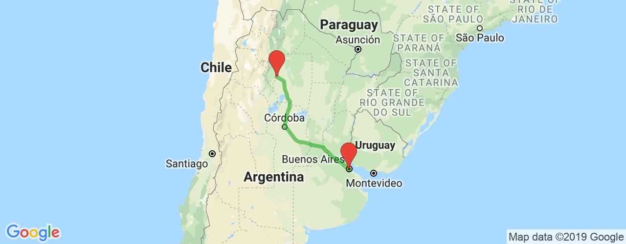Comprar pasajes saliendo de Buenos Aires a Termas de Río Hondo. Pasajes baratos a Termas de Río Hondo en bus precio y horario desde Buenos Aires.
