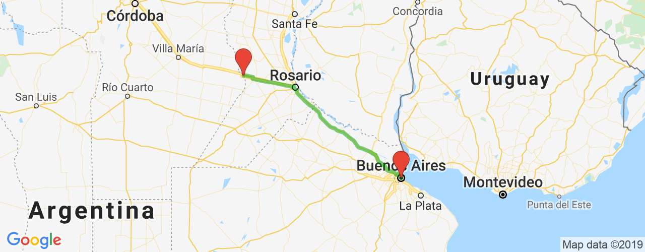 Comprar pasajes saliendo de Buenos Aires a Tortugas. Pasajes baratos a Tortugas en bus precio y horario desde Buenos Aires.