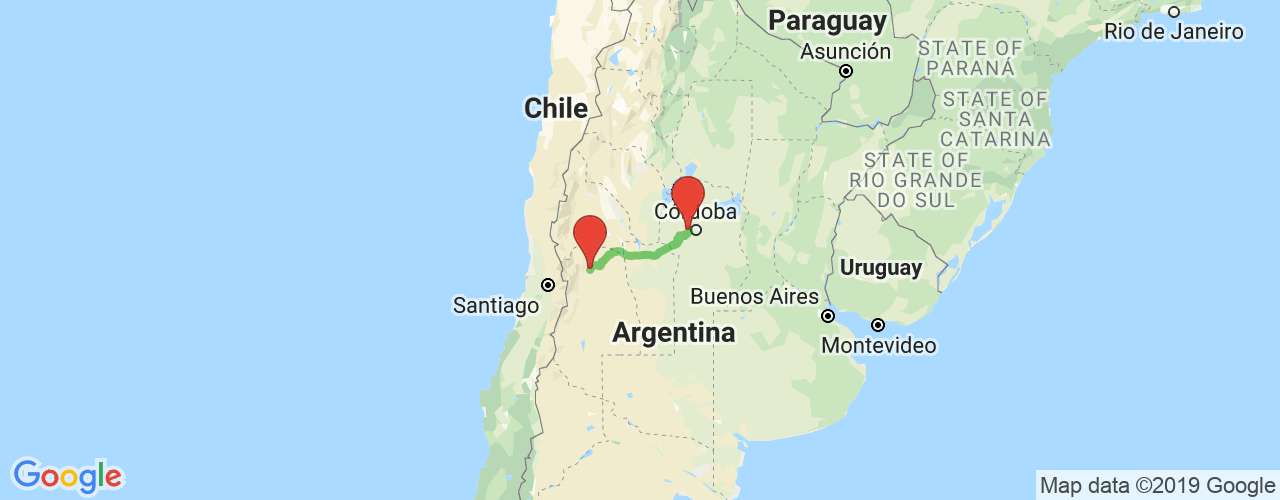 Comprar pasajes de Carlos Paz a Mendoza en micro. Pasajes baratos a Mendoza en bus desde Carlos Paz.