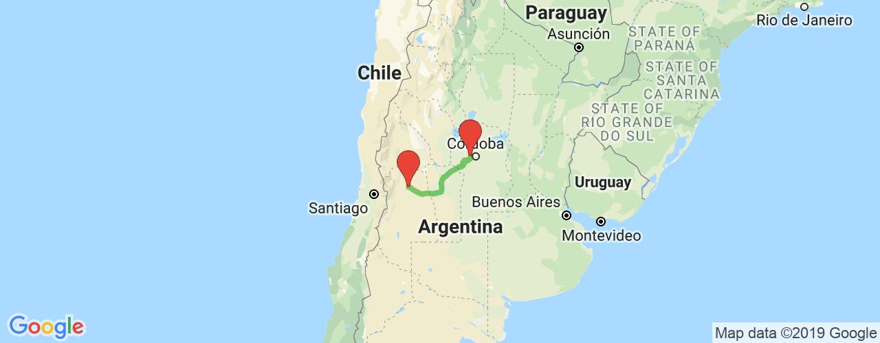 Comprar pasajes de Carlos Paz a San Martín en micro. Pasajes baratos a San Martín en bus desde Carlos Paz.