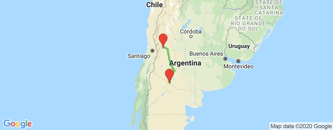 Comprar pasajes saliendo de Catriel a Luján de Cuyo. Pasajes baratos a Luján de Cuyo en bus precio y horario desde Catriel, Río Negro.