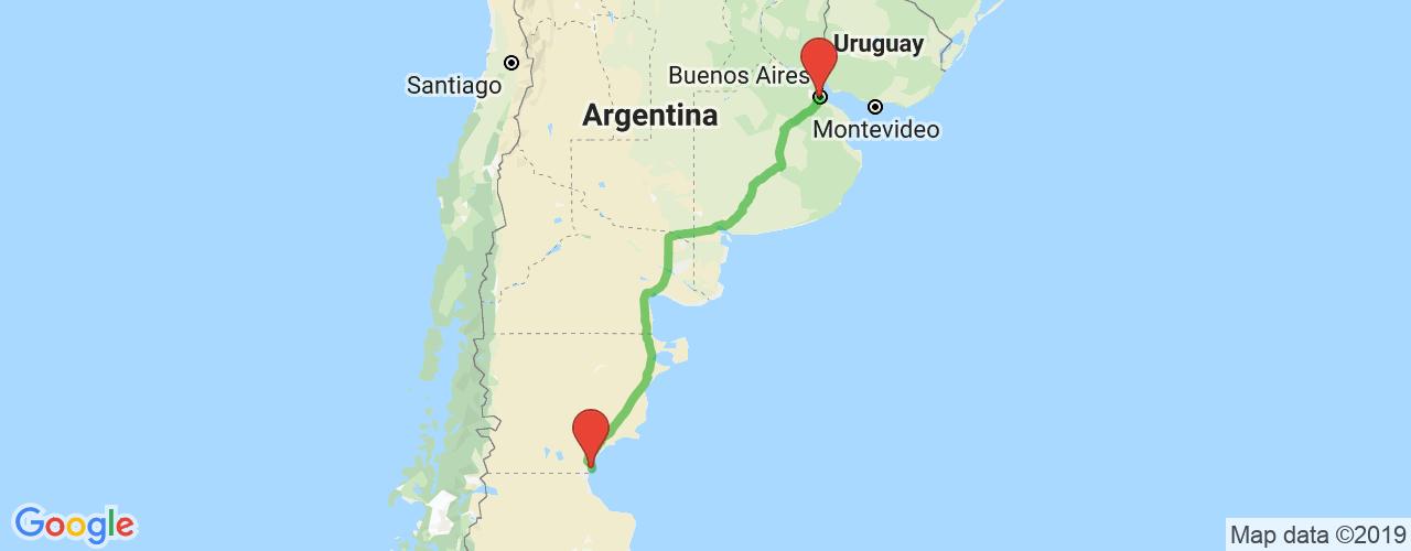 Comprar pasajes saliendo de Comodoro Rivadavia a Córdoba. Pasajes baratos a Córdoba en bus precio y horario desde Comodoro Rivadavia.