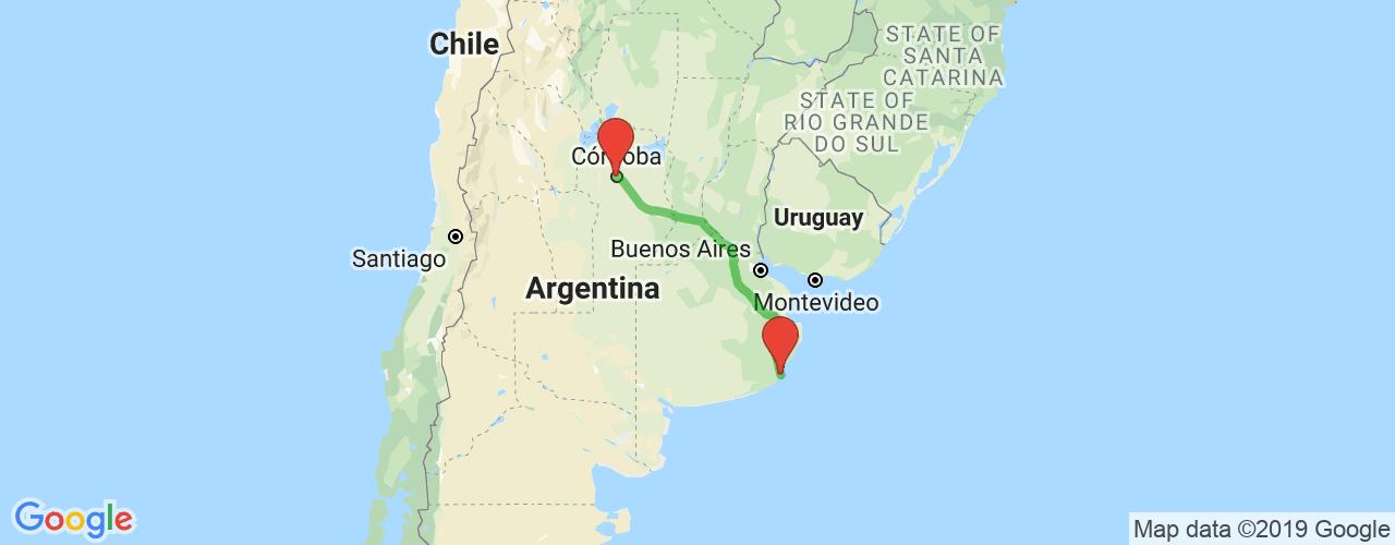 Comprar pasajes saliendo de Córdoba a Mar del Plata. Pasajes baratos a Mar del Plata en bus precio y horario desde Córdoba.