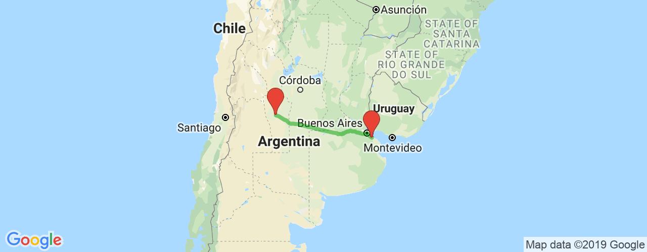 Comprar pasajes saliendo de La Plata a San Luis. Pasajes baratos a San Luis en bus precio y horario desde La Plata.