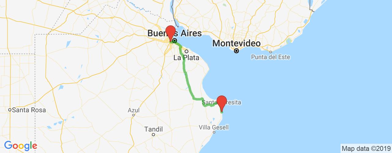 Comprar pasajes saliendo de Liniers a San Bernardo del Tuyú. Pasajes baratos a San Bernardo del Tuyú en bus precio y horario desde Liniers.