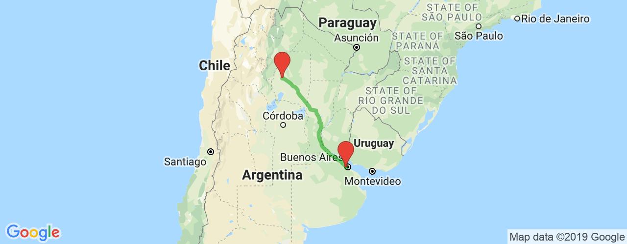 Comprar pasajes saliendo de Liniers a Santiago del Estero. Pasajes baratos a Santiago del Estero en bus precio y horario desde Liniers.