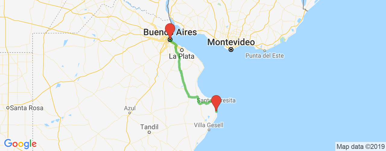 Comprar pasajes de Mar de Ajó a Buenos Aires en micro. Pasajes baratos a Buenos Aires en bus desde Mar de Ajó.