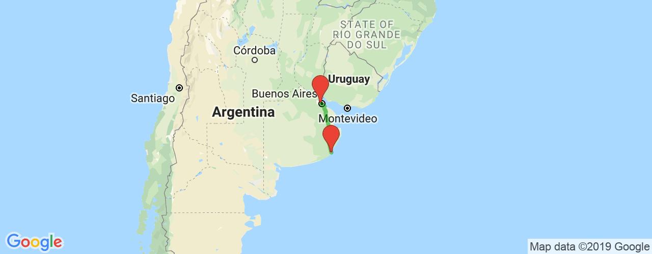 Comprar pasajes saliendo de Mar del Plata a Puente Saavedra. Pasajes baratos a Puente Saavedra en bus precio y horario desde Mar del Plata.