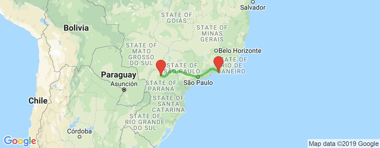 Passagens de ônibus de Maringá para Rio de Janeiro ✓ Compare viações e compre barato sua passagem de ônibus
