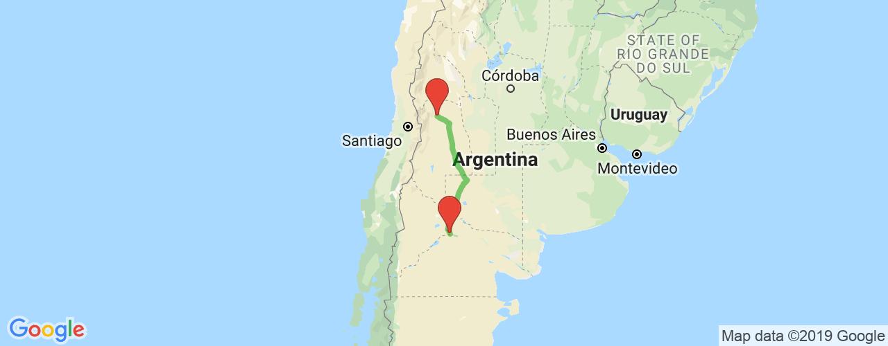 Comprar pasajes saliendo de Mendoza a Cipolletti. Pasajes baratos a Cipolletti, Río Negro en bus precio y horario desde Mendoza.