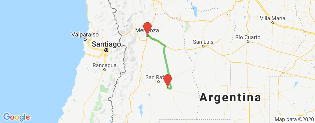 Comprar pasajes saliendo de Mendoza a Villa Atuel. Pasajes baratos a Villa Atuel en bus precio y horario desde Mendoza.
