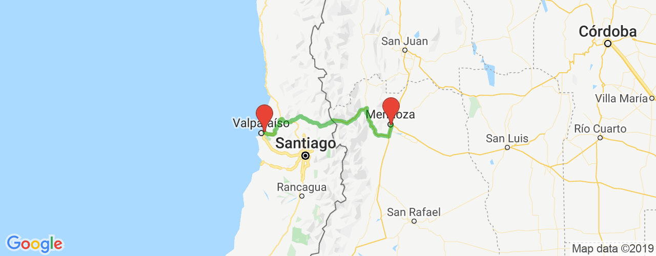 Comprar pasajes saliendo de Mendoza a Viña del Mar. Pasajes baratos a Viña del Mar, Chile en bus precio y horario desde Mendoza.