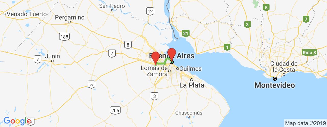 Comprar pasajes saliendo de Merlo a Buenos Aires. Pasajes baratos a Buenos Aires en bus precio y horario desde Merlo.