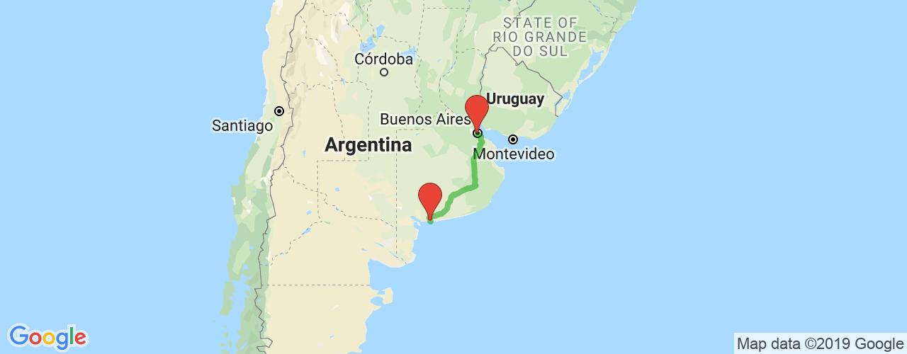 Comprar pasajes de Monte Hermoso a Buenos Aires en micro. Pasajes baratos a Buenos Aires en bus desde Monte Hermoso.