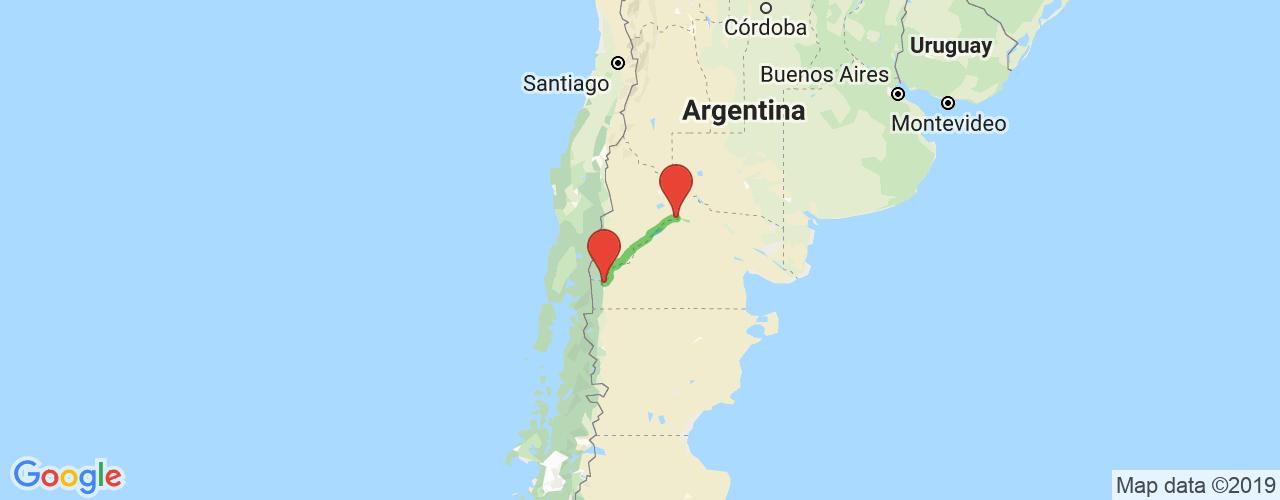 Comprar pasajes saliendo de Neuquén a Bariloche. Pasajes baratos a Bariloche en bus precio y horario desde Neuquén.
