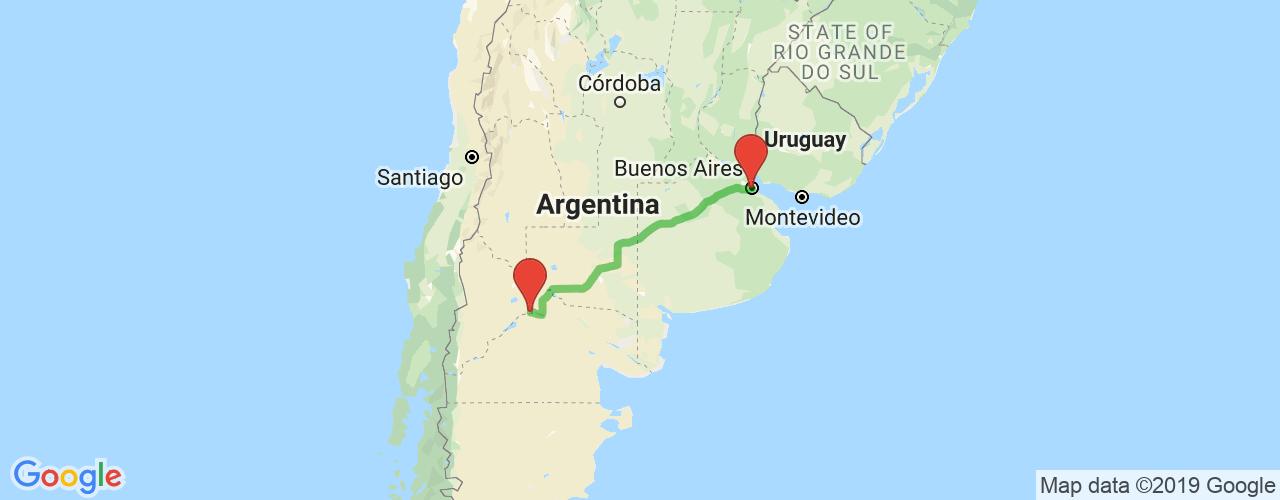 Comprar pasajes saliendo de Neuquén a Buenos Aires. Pasajes baratos a Buenos Aires en bus precio y horario desde Neuquén.