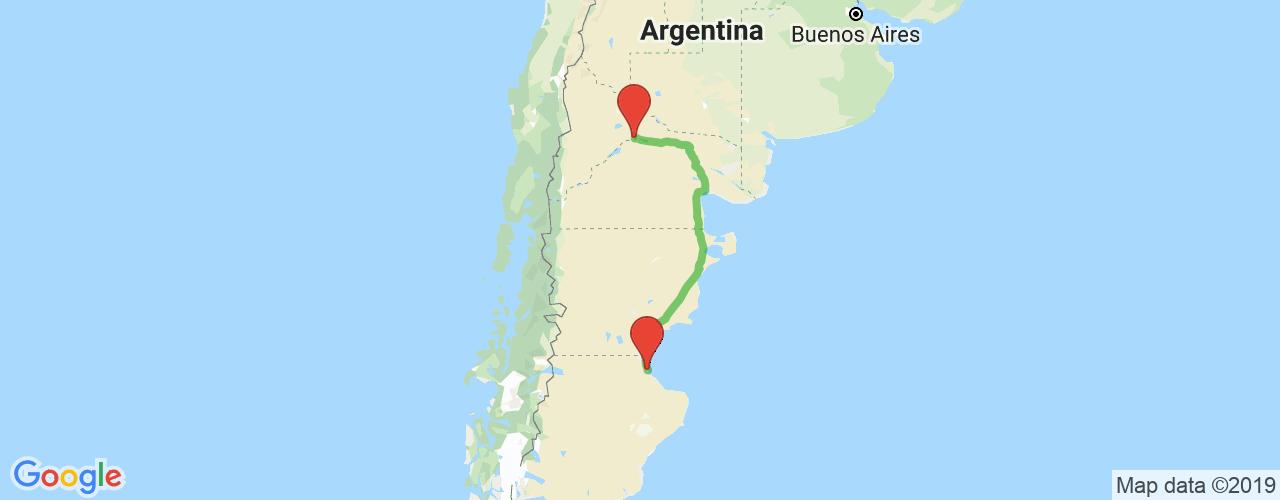 Comprar pasajes saliendo de Neuquén a Caleta Olivia. Pasajes baratos a Caleta Olivia en bus precio y horario desde Neuquén.