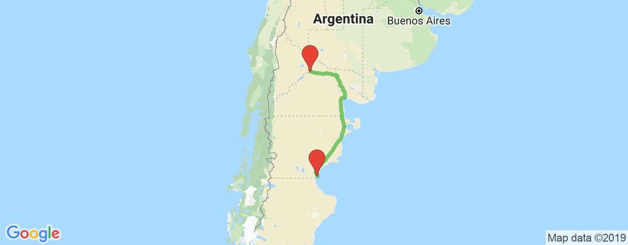 Comprar pasajes saliendo de Neuquén a Comodoro Rivadavia. Pasajes baratos a Comodoro Rivadavia en bus precio y horario desde Neuquén.
