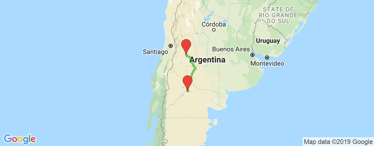 Comprar pasajes saliendo de Neuquén a San Rafael. Pasajes baratos a San Rafael, Mendoza en bus precio y horario desde Neuquén.