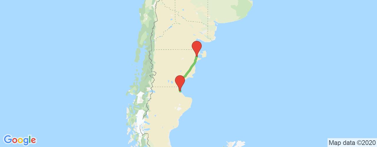 Comprar pasajes saliendo de Puerto Madryn a Caleta Olivia. Pasajes baratos a Caleta Olivia en bus precio y horario desde Puerto Madryn.