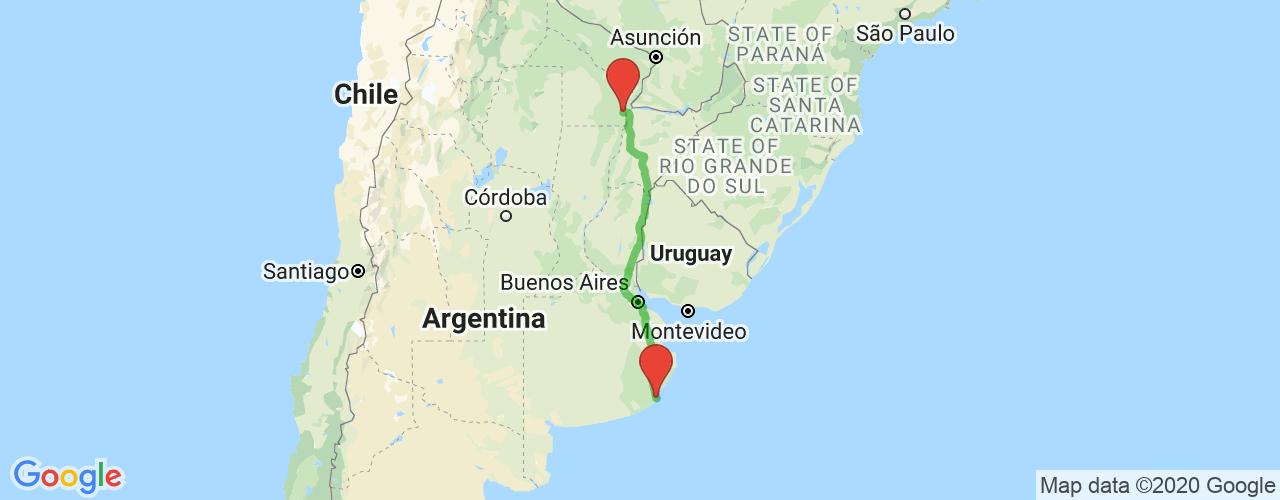Comprar pasajes saliendo de Resistencia a Mar del Plata. Pasajes baratos a Mar del Plata en bus precio y horario desde Resistencia.