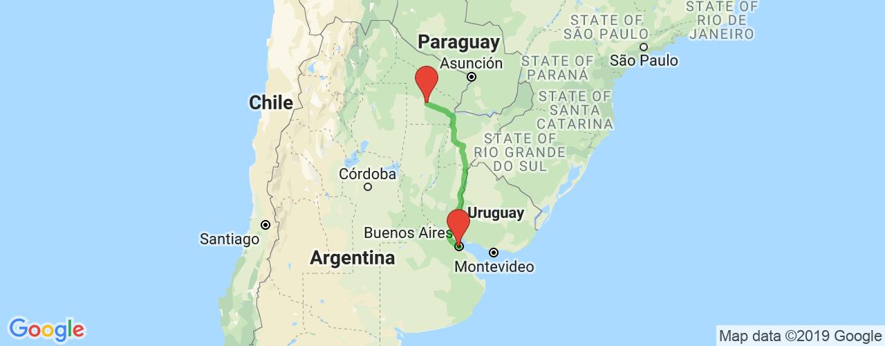 Comprar pasajes de Roque Sáenz Peña a Buenos Aires en micro. Pasajes baratos a Buenos Aires en bus desde Roque Sáenz Peña.