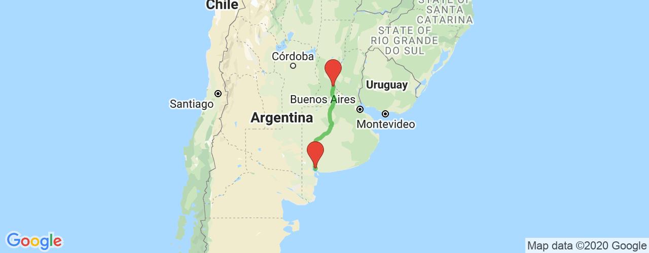 Comprar pasajes de Rosario a Bahía Blanca en micro. Pasajes baratos a Bahía Blanca en bus desde Rosario.