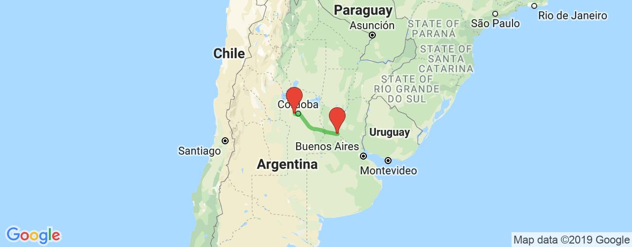 Comprar pasajes saliendo de Rosario a Carlos Paz. Pasajes baratos a Carlos Paz en bus precio y horario desde Rosario.