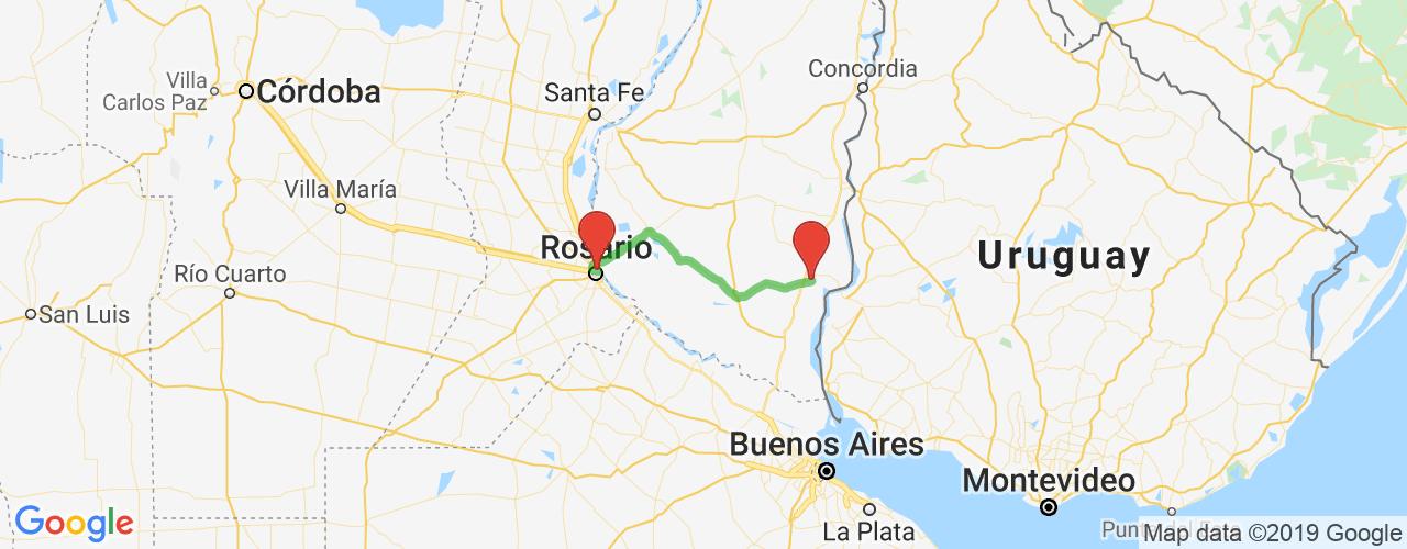 Comprar pasajes saliendo de Rosario a Gualeguaychú. Pasajes baratos a Gualeguaychú en bus precio y horario desde Rosario.