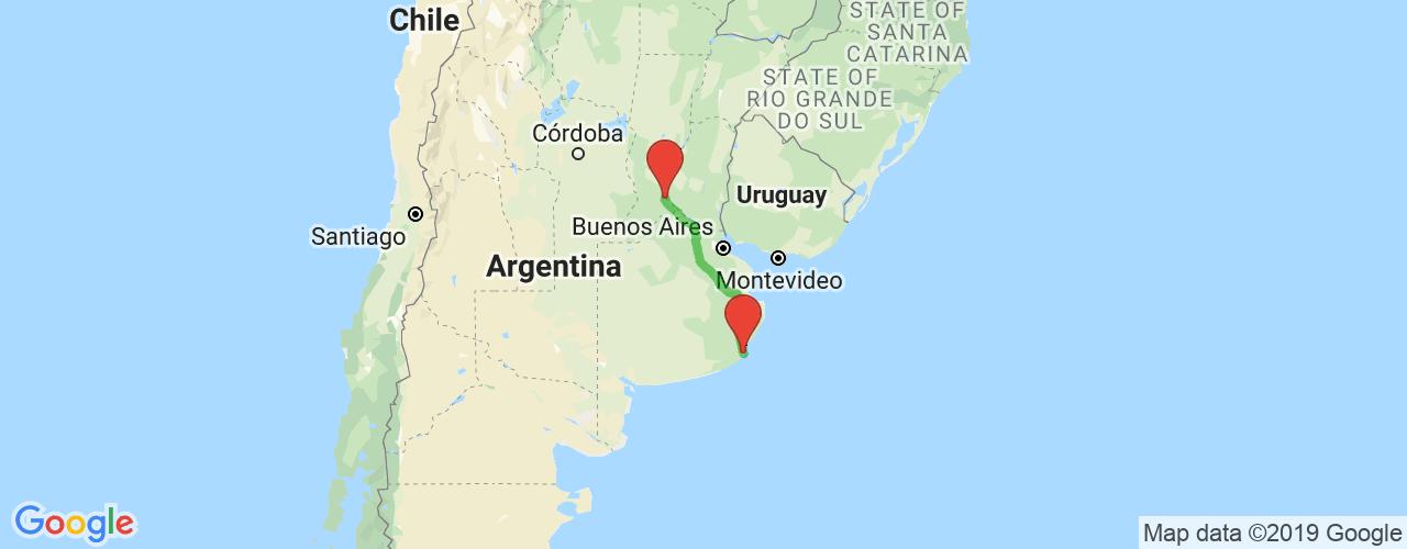 Comprar pasajes saliendo de Rosario a Mar del Plata. Pasajes baratos a Mar del Plata en bus precio y horario desde Rosario.