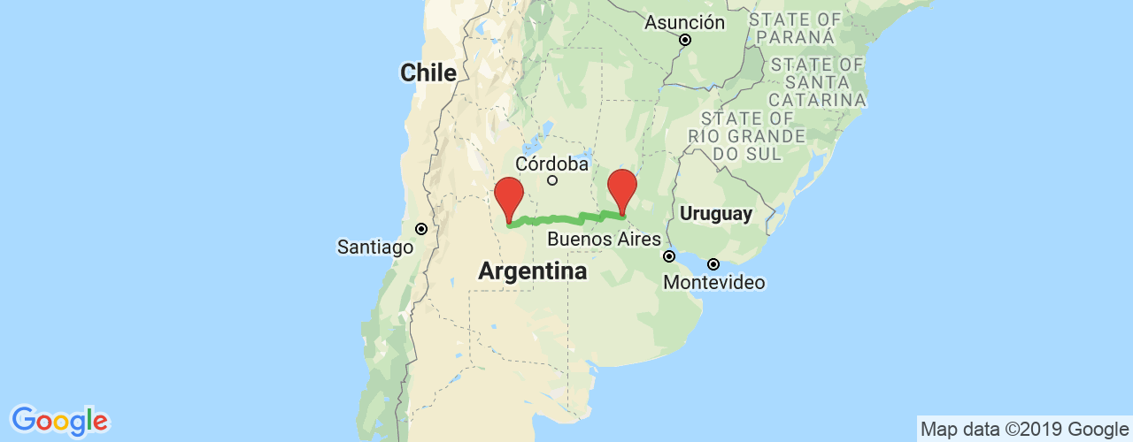 Comprar pasajes saliendo de Rosario a San Luis. Pasajes baratos a San Luis en bus precio y horario desde Rosario.