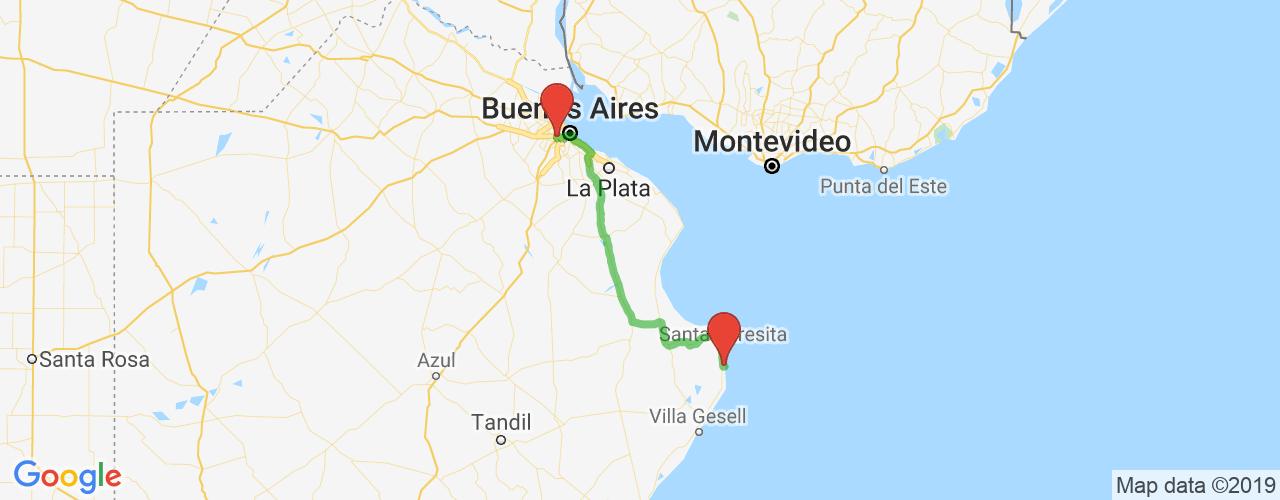 Comprar pasajes saliendo de San Bernardo a Liniers. Pasajes baratos a Liniers en bus precio y horario desde San Bernardo.
