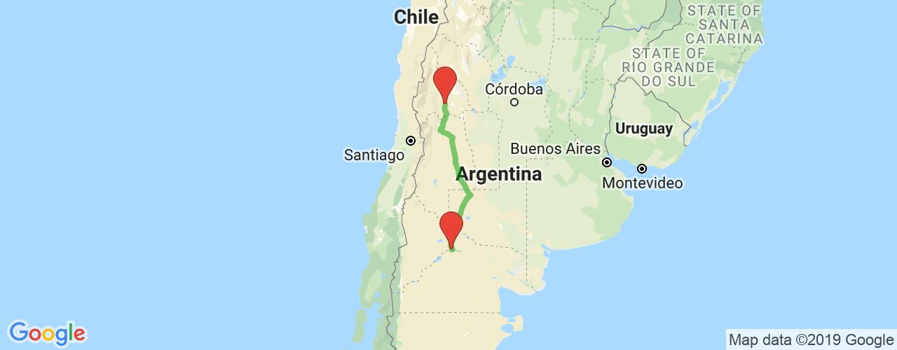 Comprar pasajes saliendo de San Juan a Neuquén. Pasajes baratos a Neuquén en bus precio y horario desde San Juan.