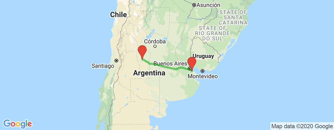 Comprar pasajes saliendo de San Luis a La Plata. Pasajes baratos a La Plata en bus precio y horario desde San Luis.