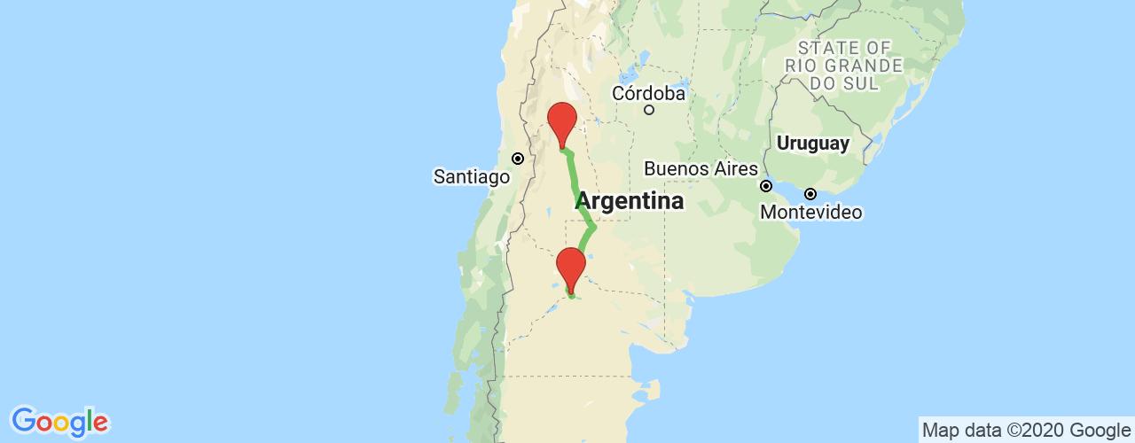 Comprar pasajes saliendo de San Martín a Cipolletti. Pasajes baratos a Cipolletti en bus precio y horario desde San Martín, Mendoza.