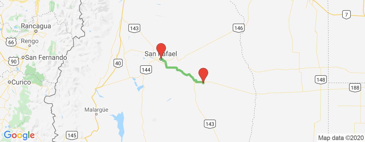 Comprar pasajes saliendo de San Rafael a Bowen. Pasajes baratos a Bowen en bus precio y horario desde San Rafael, Mendoza.