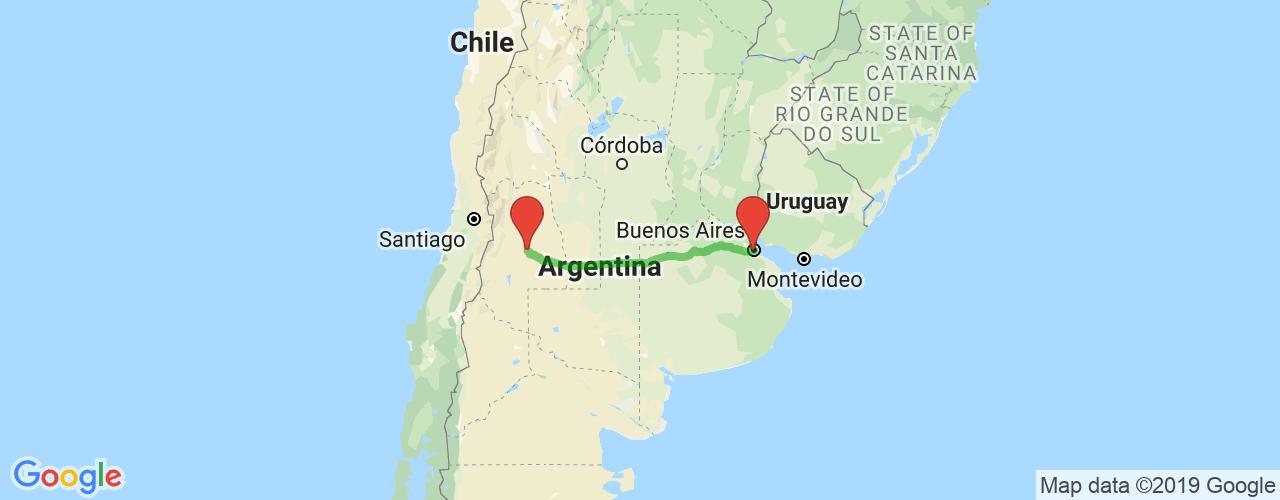 Comprar pasajes saliendo de San Rafael a Buenos Aires. Pasajes baratos a Buenos Aires en bus precio y horario desde San Rafael, Mendoza.